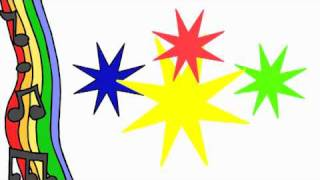 Color Song For Kids- Red, Yellow, Green, Blue