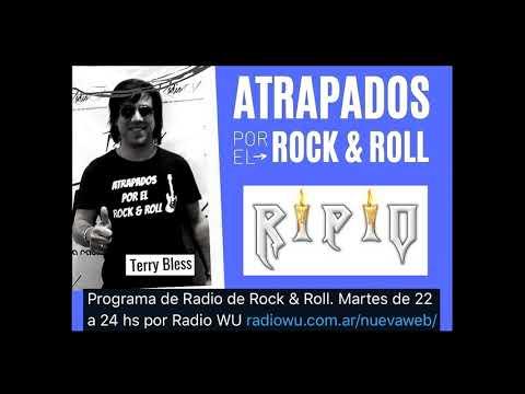 RIPIO en Atrapados por el rock & roll - Radio Wu