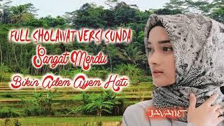 Gambar cover Sholawat Versi  Sunda Terbaru Bikin Hati Tenang
