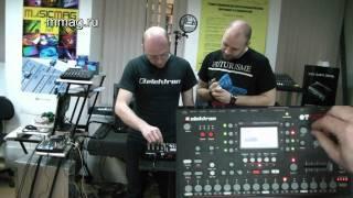 mmag.ru: ELEKTRON OCTATRACK DPS-1 video review