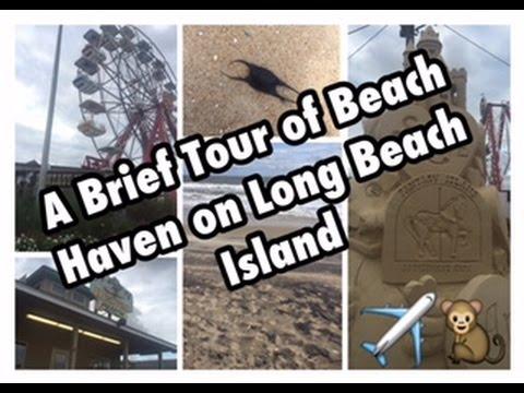 034 - A Brief Tour Of Beach Haven On Long Beach Island