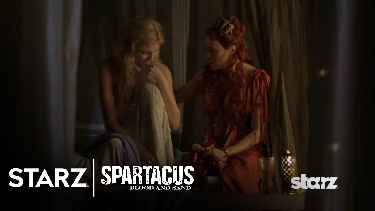 Download Spartacus: Blood and Sand   Episode 10 Clip: As Trusted Friend   STARZ
