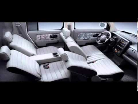nissan cube interior - YouTube
