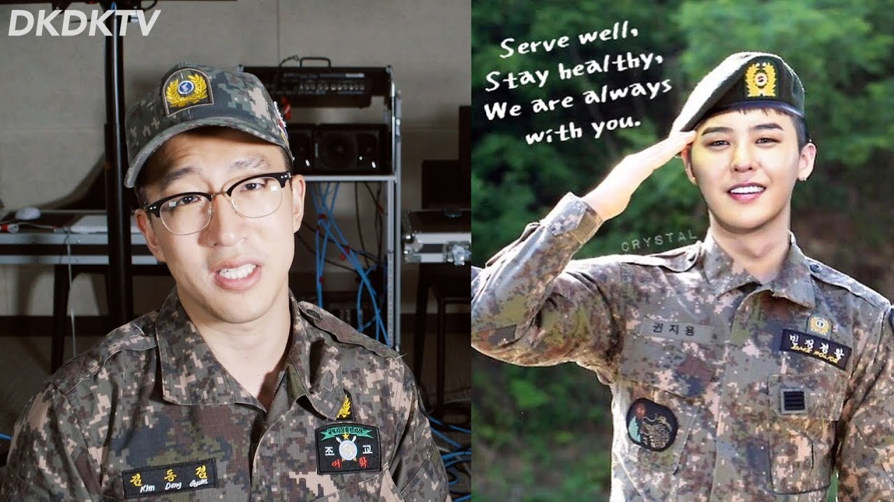 Kpop Idols In The Army Your Questions On Korean Military Service Answered Youtube