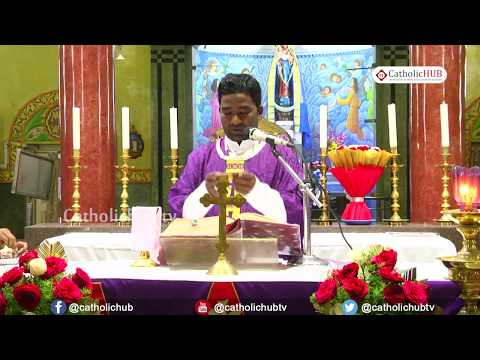 English Mass @ Shrine of Our Lady of Health, Khairatabad, HYD, TS, IND  23 12 19