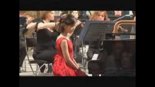 Alec Rowley: Miniature Concerto - Margarita Mikaelyan  with Lebanese Philharmonic Orchestra. 2012