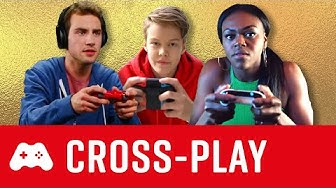 Cross-play GAMES ► PS4 mit Xbox & Switch & PC?