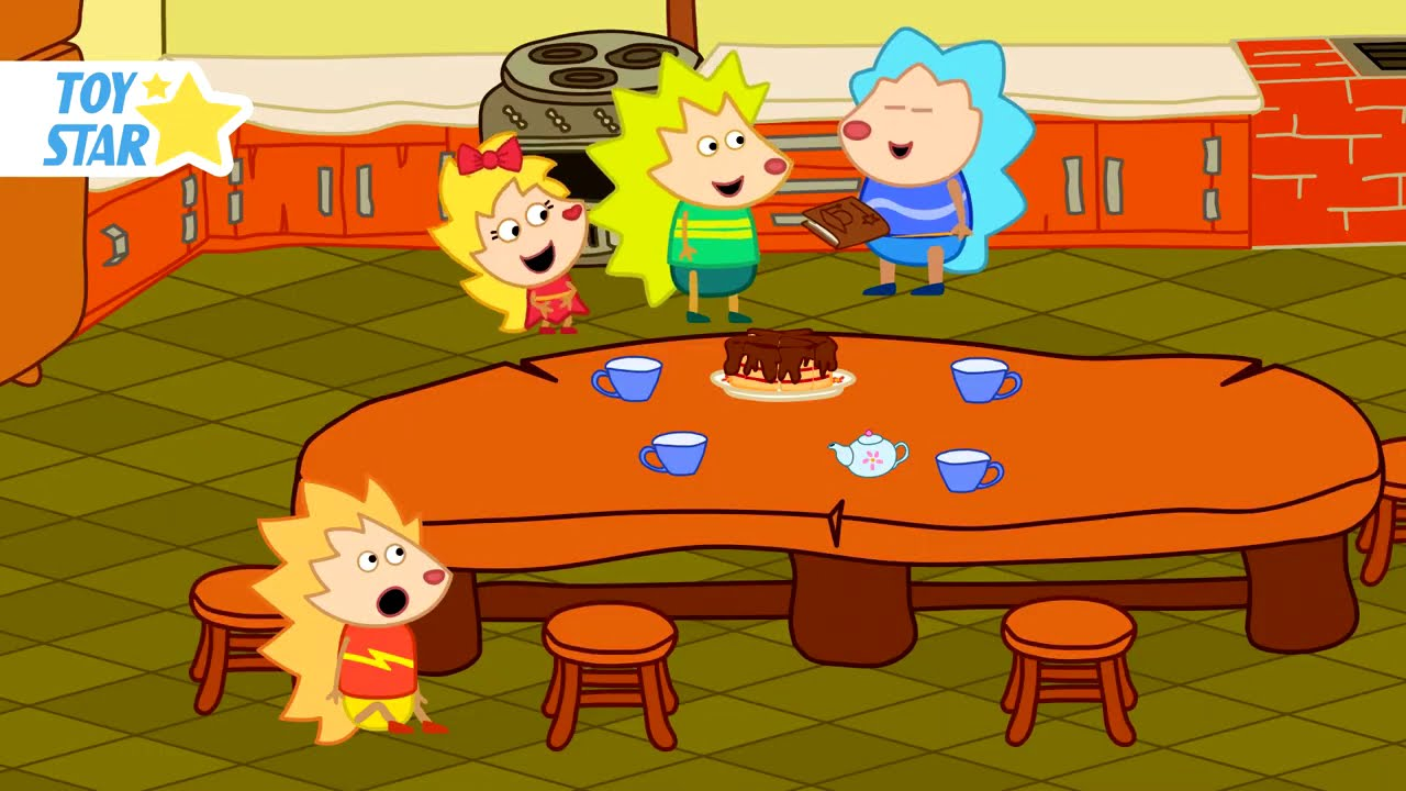 Thorny And Friends New cartoon for kids Funny episodes #117