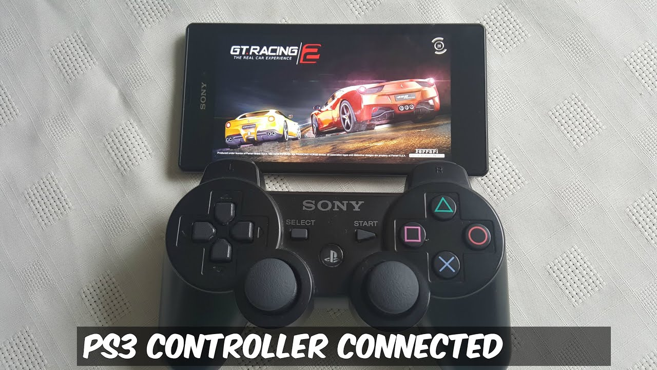 how to get t3 controller to work on android device