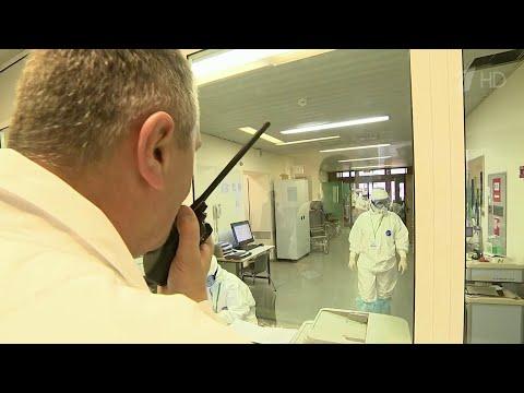 В России 4785 человек заболели коронавирусом за последние сутки.