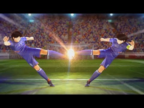 Captain Tsubasa Super Campeones Extra Version 2018 60fps