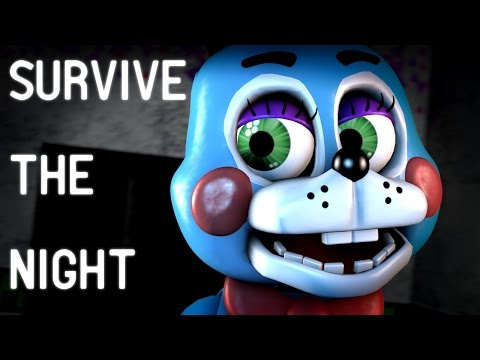 Mix - [SFM FNAF] Survive the Night - FNaF 2 Song by MandoPony [5K SUBSCRIBERS!]