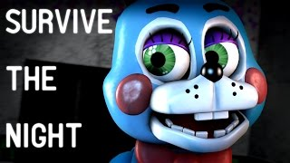 [SFM FNAF] Survive the Night - FNaF 2 Song by MandoPony [5K SUBSCRIBERS!] thumbnail