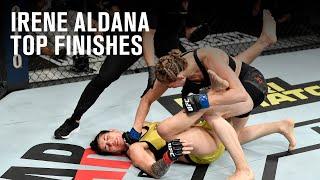 Top Finishes: Irene Aldana