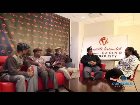 Double Exposure Interview at Resorts World Casino