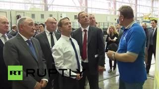 Russia: Medvedev