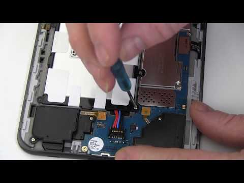 Samsung Galaxy Tab 2 7.0 Battery Replacement