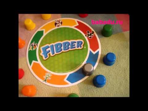 Игра Fibber Spin Master