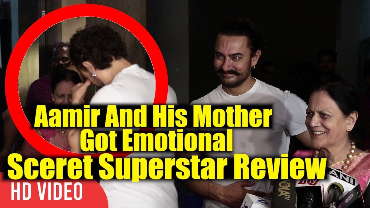 Aamir Khan Mother Review Secret Superstar Movie