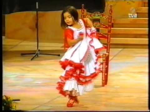 Starting young... (1) Flamenco Alegría