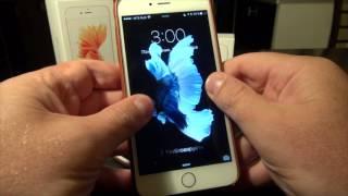 Обзор оригинальных чехлов Apple для новых iPhone 6S и iPhone 6S Plus.(, 2015-10-01T02:16:22.000Z)