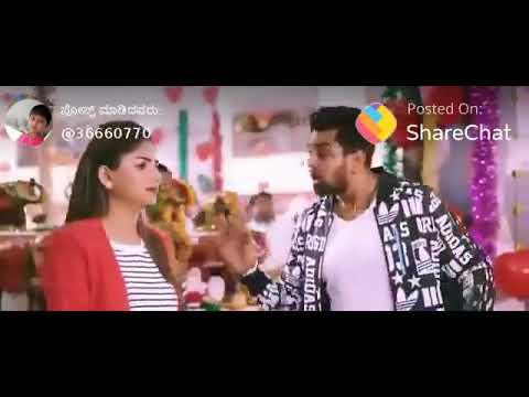 Druva Sarja dialogues ||from adduri Kannada movie||