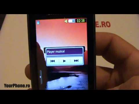 Review Samsung S5230 Star in Romana