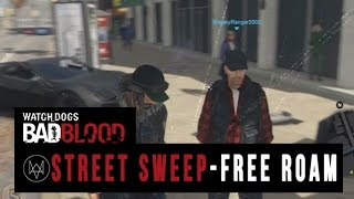 """Watch Dogs Bad Blood - New Multiplayer Game Mode """"Online Free Roam"""" on Xbox 360 and PS3"""