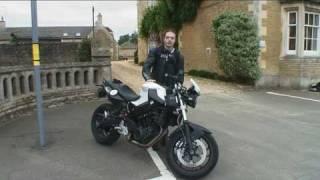 Video: BMW F800R video test