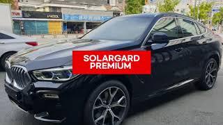 BMW X6솔라가드 프리미엄 퀀텀 썬팅 by 부산 미래…