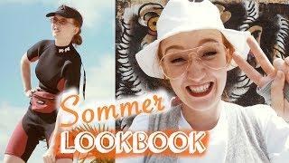 Klothilde Lookbook - 3 Outfits für den Sommer