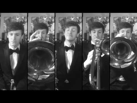 You Raise Me Up for Brass Quintet with sheet music