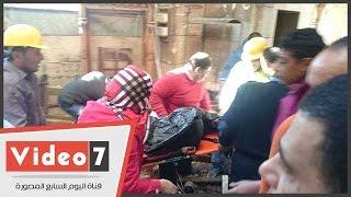 """ينشر """"اليوم السابع"""" أول فيديو من موقع انفجار الكنيسة الكاتدرائية"""
