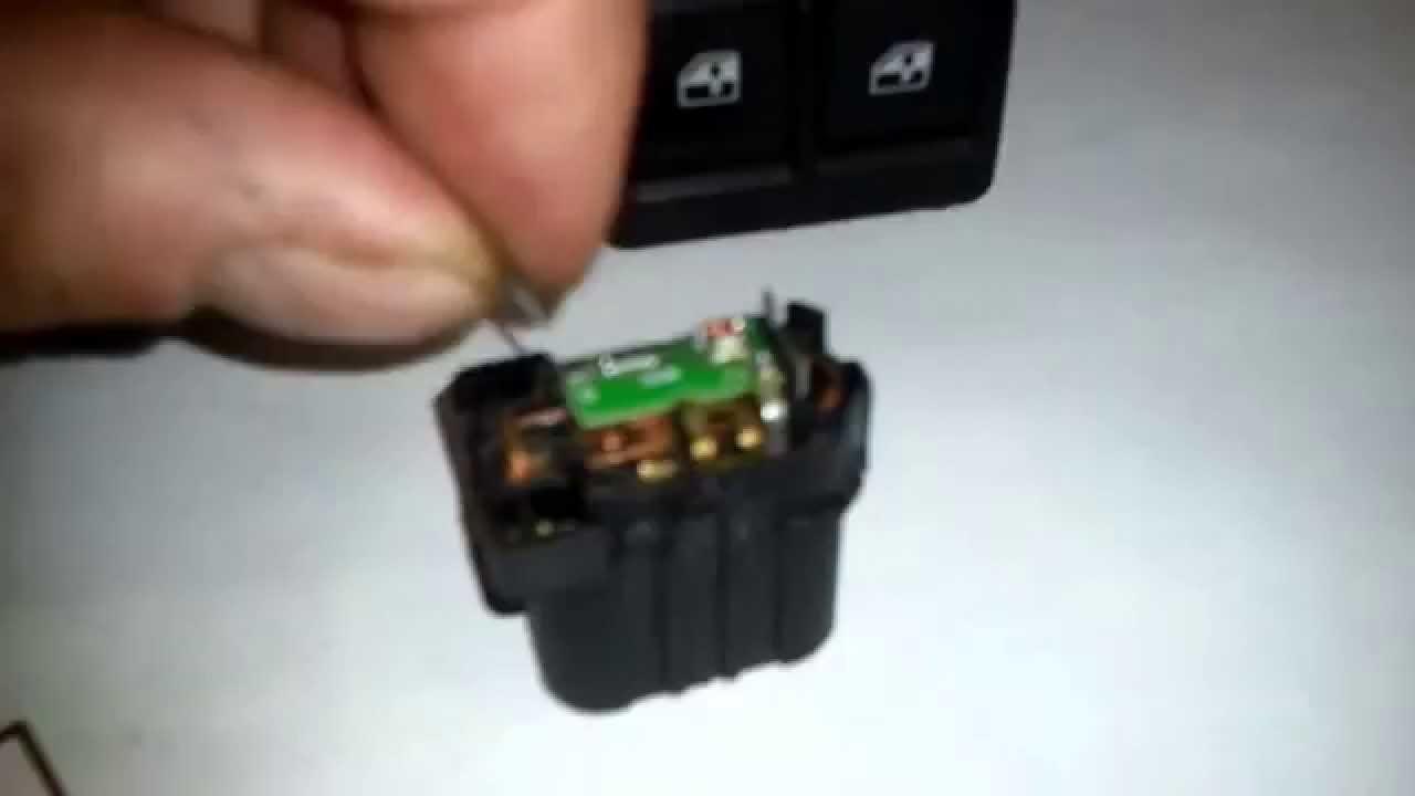 Ремонт блока управления автомобильного электрозамка - YouTube