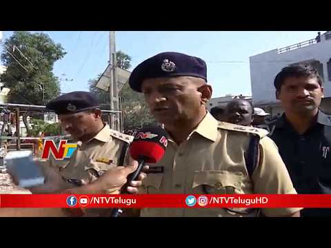 LPG Gas Cylinder Blast In Hyderabad, 1 Slayed And 8 Injured | NTV
