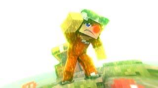 КИСЛОТНЫЙ МИР! ЗЕКА ДЕМАСТЕРА ПОМЕСТИЛИ ВЫЖИВАТЬ НА КИСЛОТНЫЙ ОСТРОВ! Minecraft AcidIslend