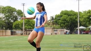 Mache aka Maria Jose Catracha soccer player