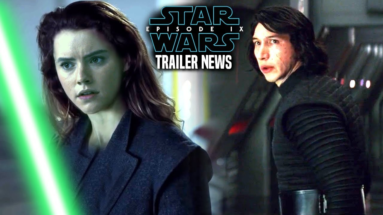 star wars episode 9 trailer exciting news revealed  u0026 more   star wars news