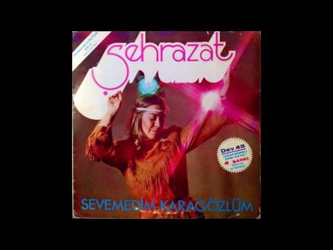 Şehrazat – Sevemedim Karagözlüm (disco funk, Turkey 1980)