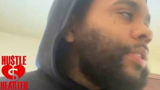 """Kevin Gates """"Almost Time Freestyle"""" During Quarantine"""