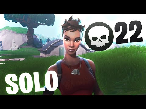 SOLITARIO 22 KILLS! | Temporada 7