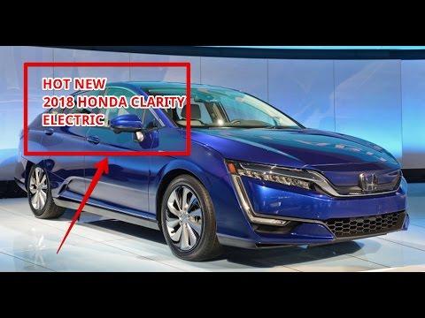 HOT NEW !!! 2018 Honda Clarity Electric New York 2017
