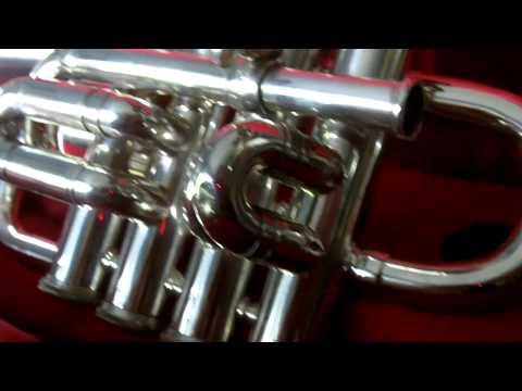 Couesnon Conservatoire Monopole Piccolo Trumpet in Bb