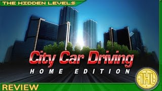 City Car Driving Review (Steam/PC)