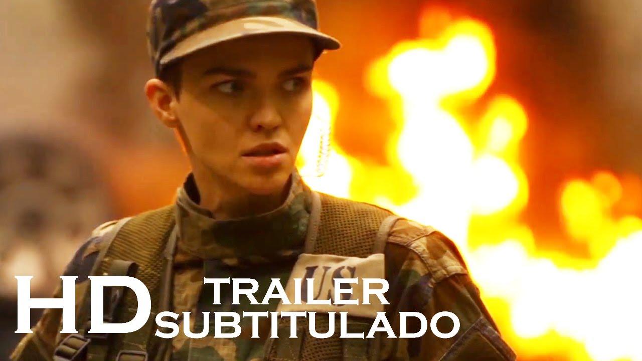 The Doorman 2020 Trailer Subtitulado Hd Ruby Rose Youtube