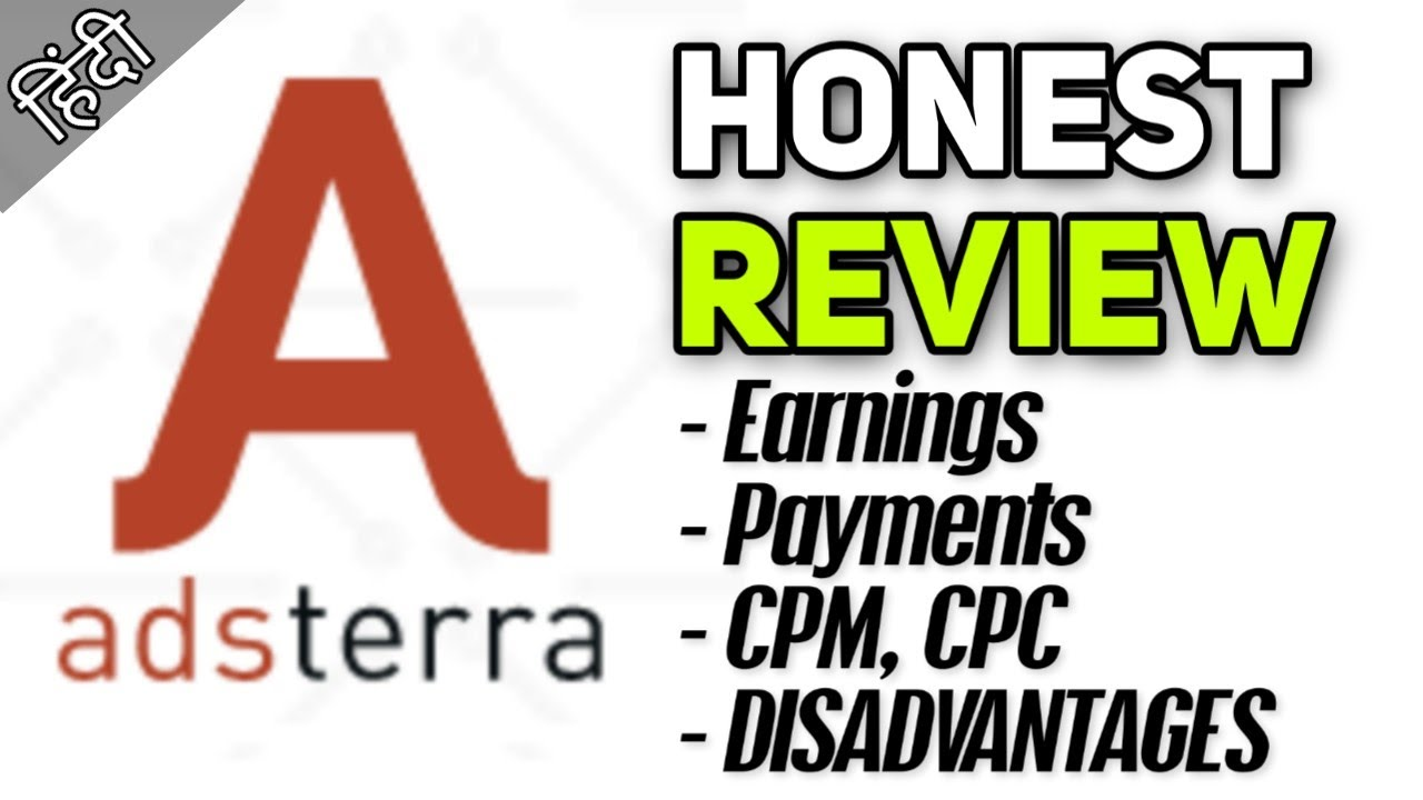 Adsterra Review: Full Detailed  Review of Adsterra Ad Network | Adsense Alternative for Website blog