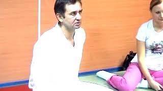 Роберт Илинскас: Тайский массаж