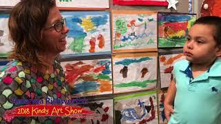 Kindy Arts Show 2018