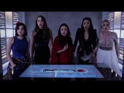 """Pretty Little Liars - Cece Is A Reveal - 6x10 """"Game Over, Charles"""" [Summer Finale]"""
