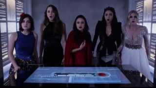 "Pretty Little Liars - Cece Is A Reveal - 6x10 ""Game Over, Charles"" [Summer Finale]"